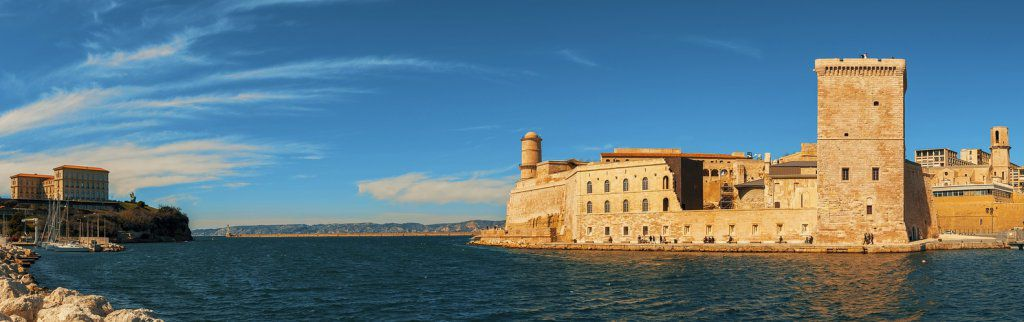 Fort St Jean, Marseille